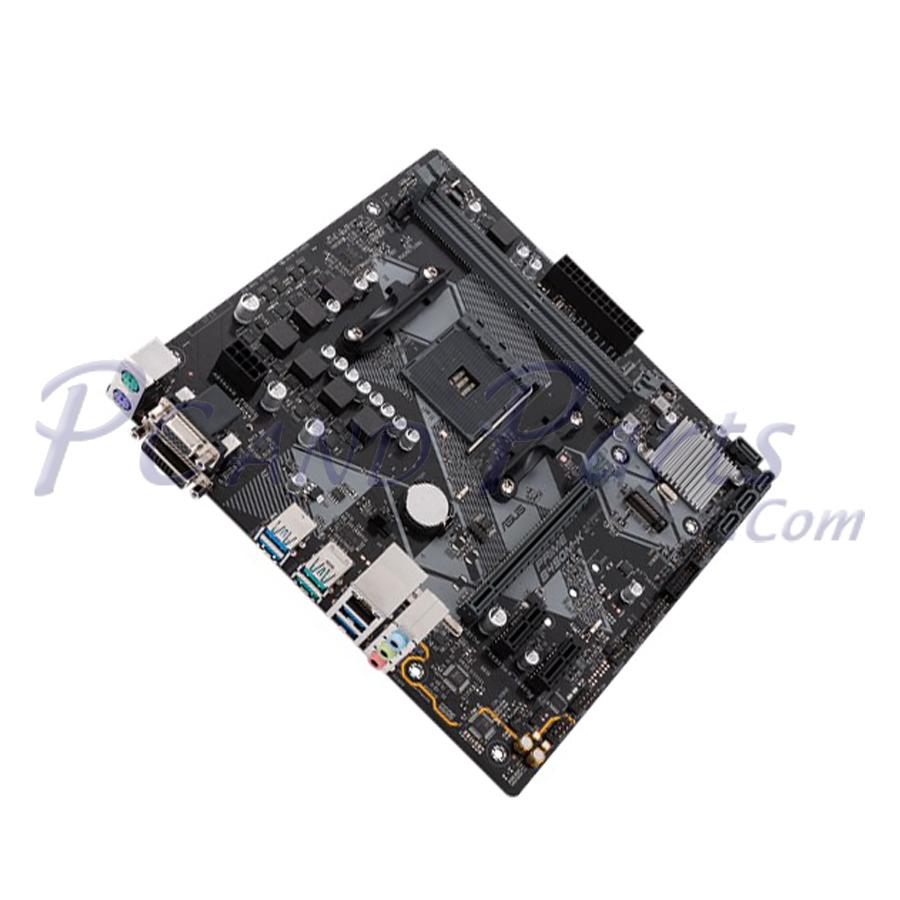 Asus Prime B450M-K DDR4 AMD-Ryzen-AM4