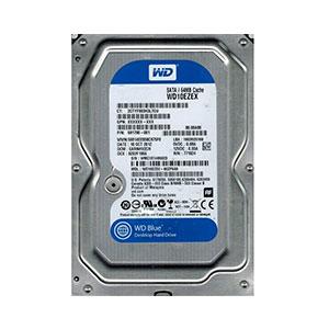 WD 4TB WD40EZRZ Blue HDD