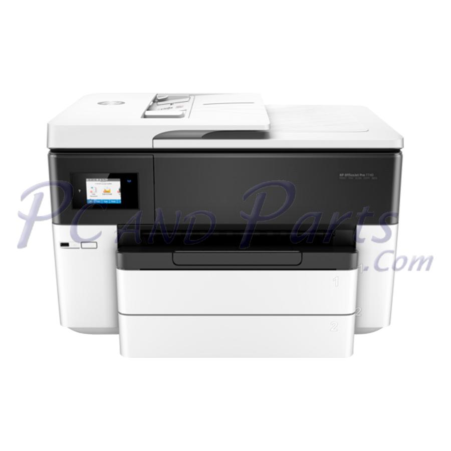 HP Officejet Pro 7740 A3 Wireless Printer