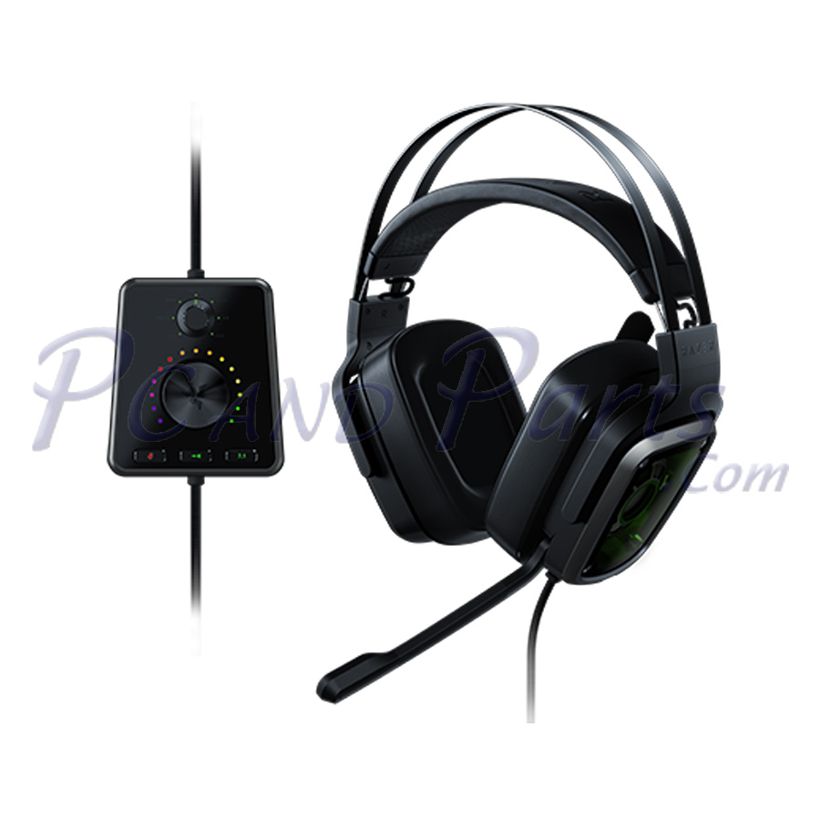 Razer Rz04 02070100 R3m1 Tiamat 71 V2 Gaming Headset Turret Living Room Mouse And Lapboard Rz84 01330100 B3a1 1