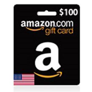 Usd100 Amazon Gift Card Us