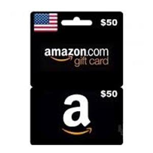 Usd50 Amazon Gift Card Us